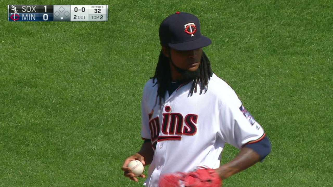 Twins shake up roster in effort to improve