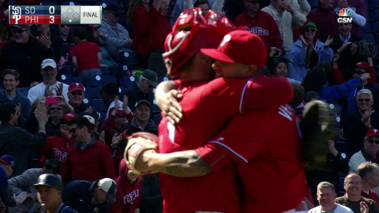 Velasquez's 16th K ends the game