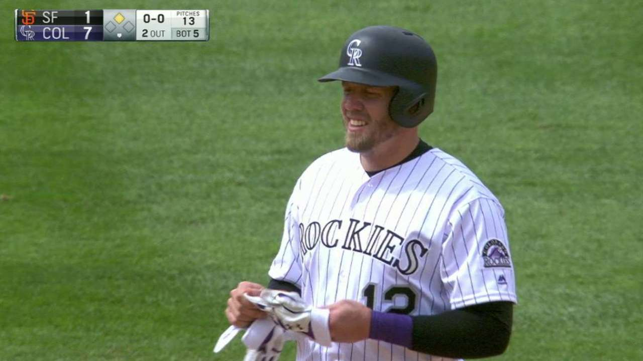 Reynolds' bases-clearing double