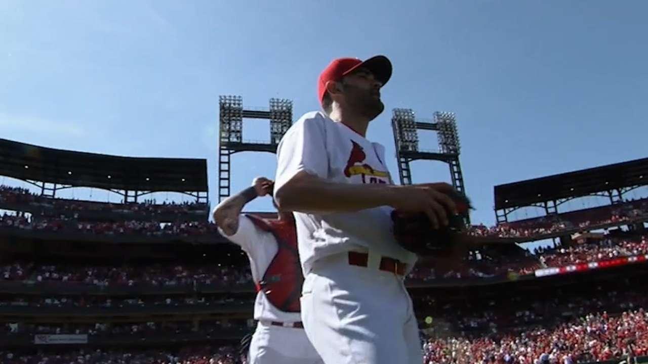 Garcia's one-hit shutout