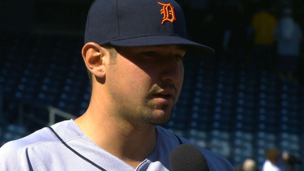 Castellanos on Tigers' 7-4 win