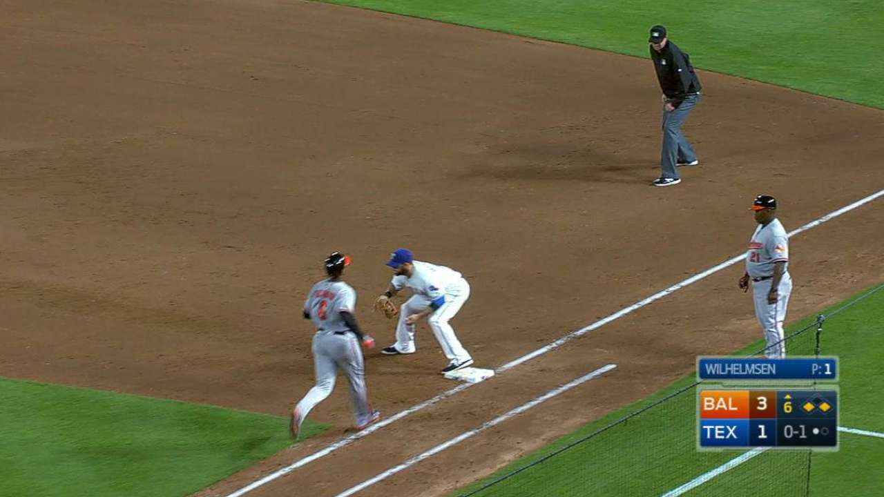 Wilhelmsen induces a double play