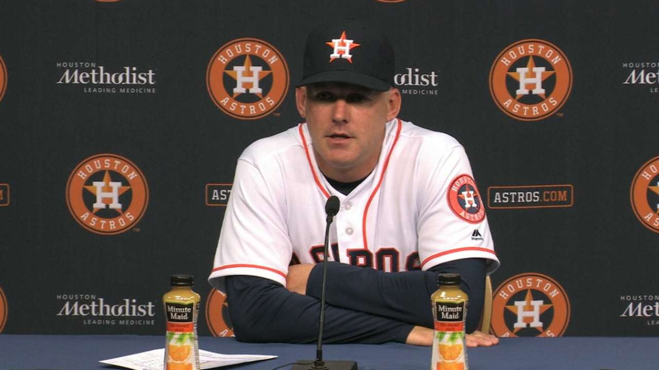 Hinch on series loss to KC