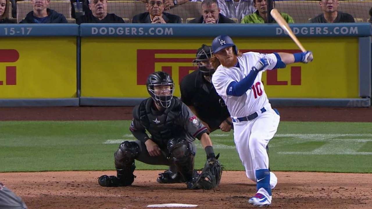 Turner makes most of pinch-hit appearance