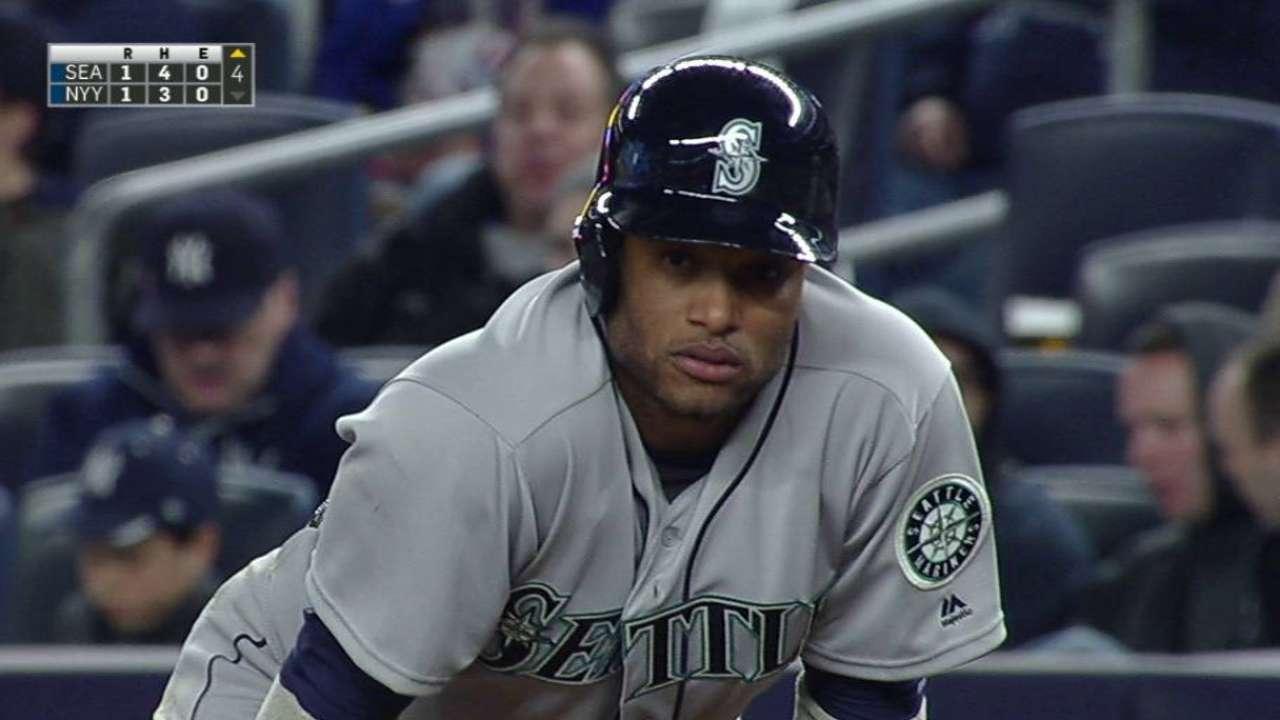 Canó y Marineros responden ante Yankees en N.Y.