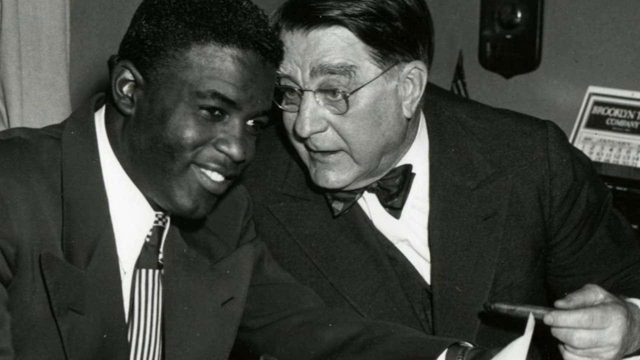 Broadcast honors Jackie Robinson
