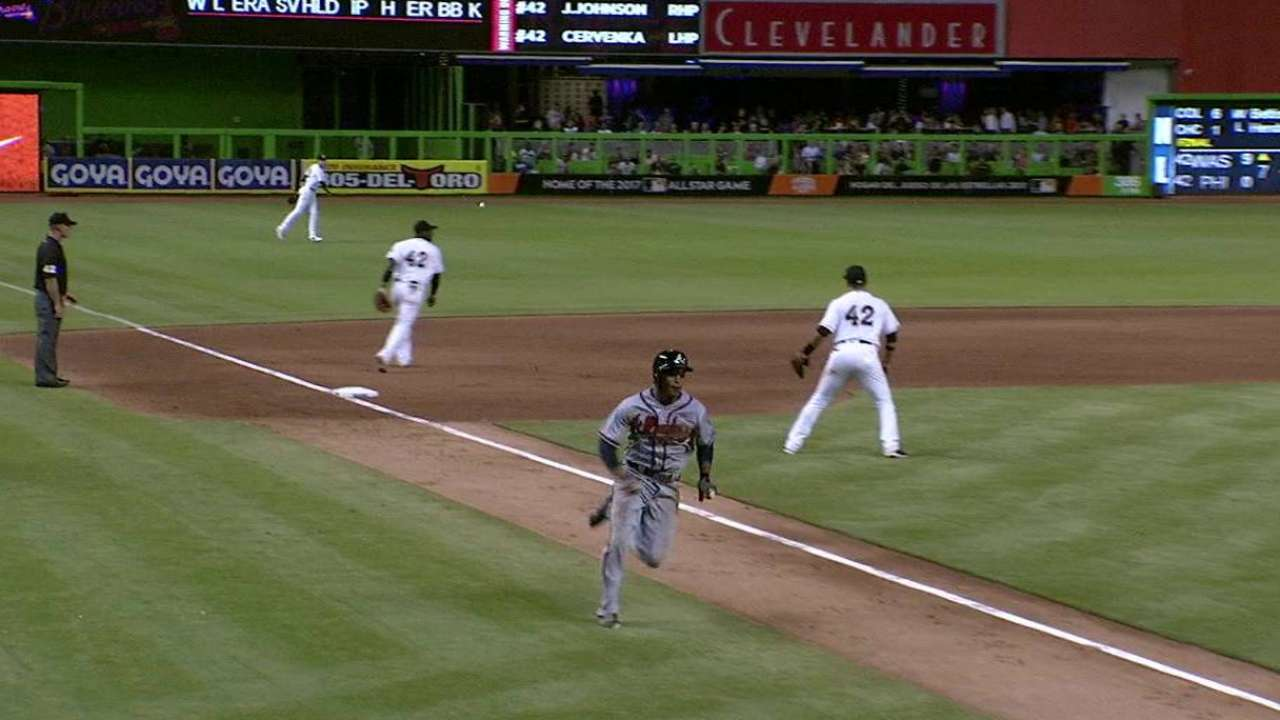 Braves hope to rally behind Markakis' hot streak