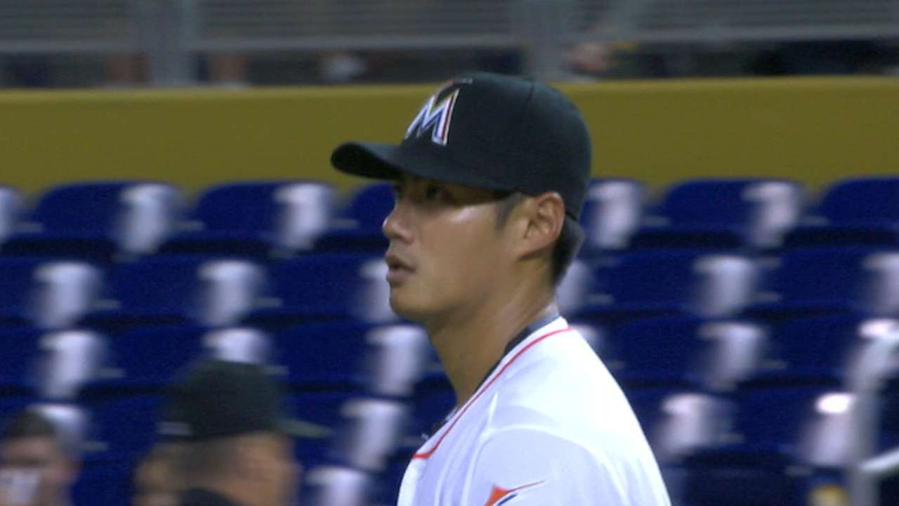 Chen holds Braves to two runs