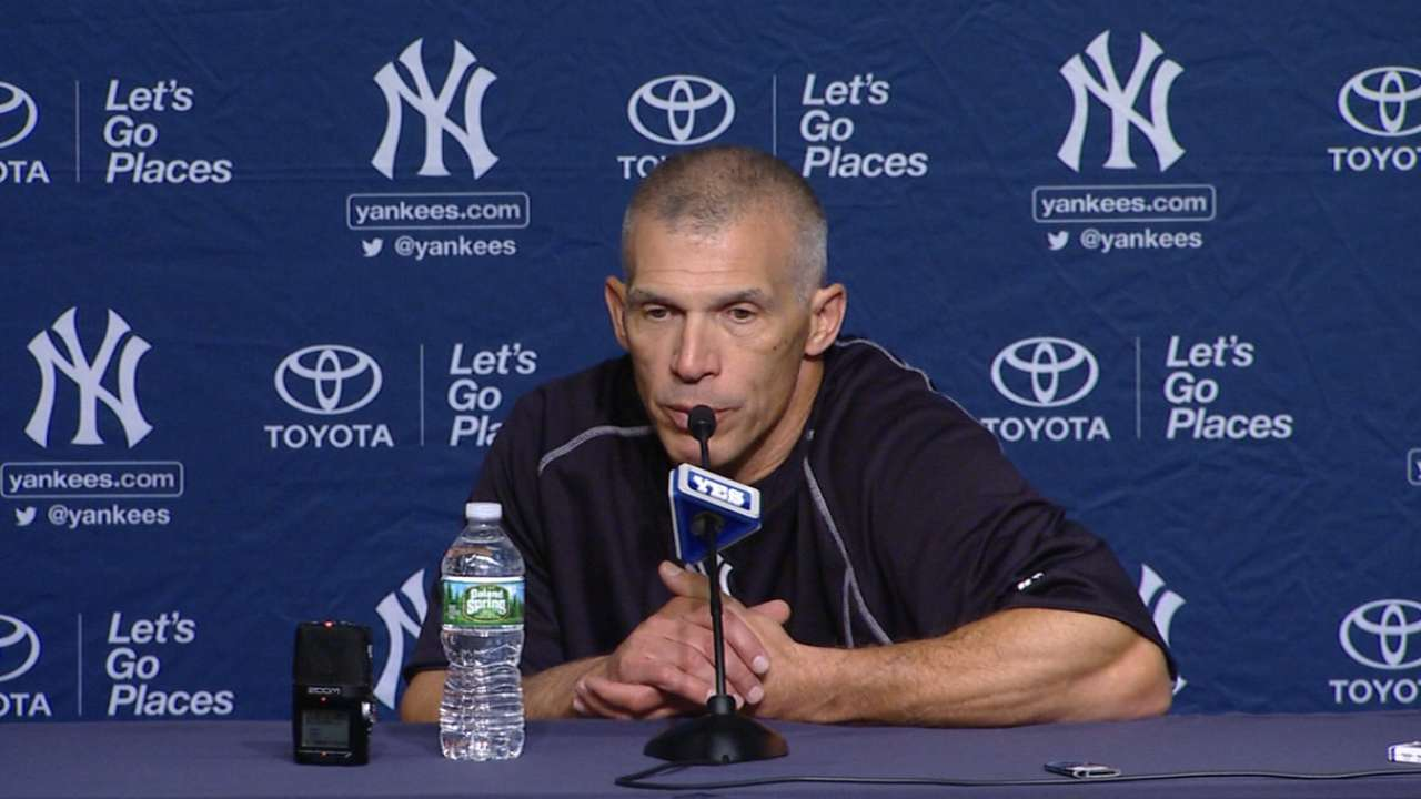 Big hit never materializes for Yankees