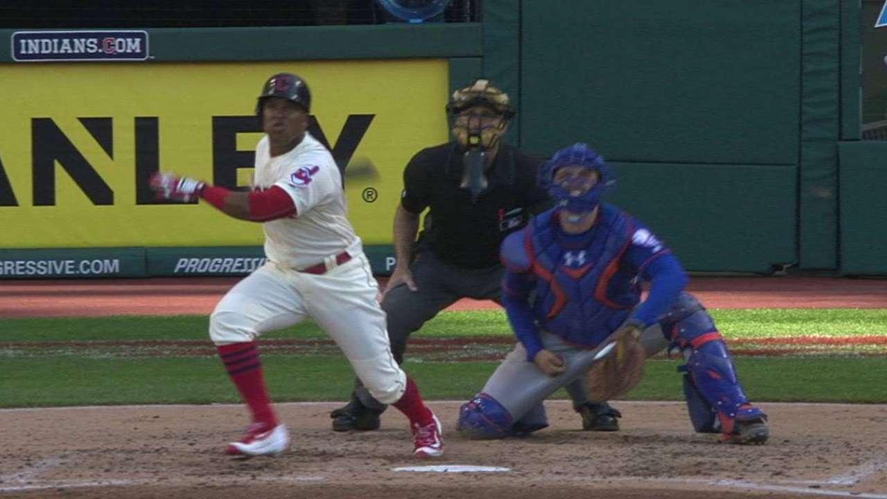 Ramirez's RBI double