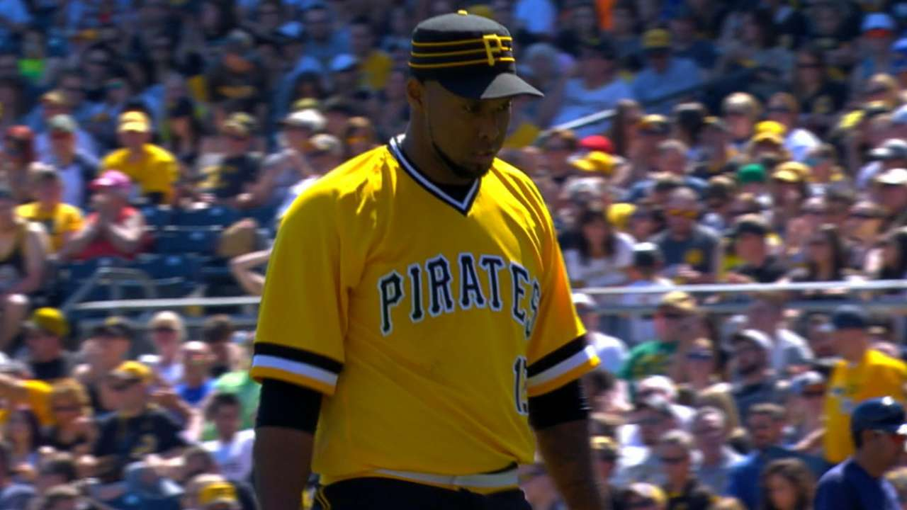 Nicasio solid as Bucs thump Brewers in finale