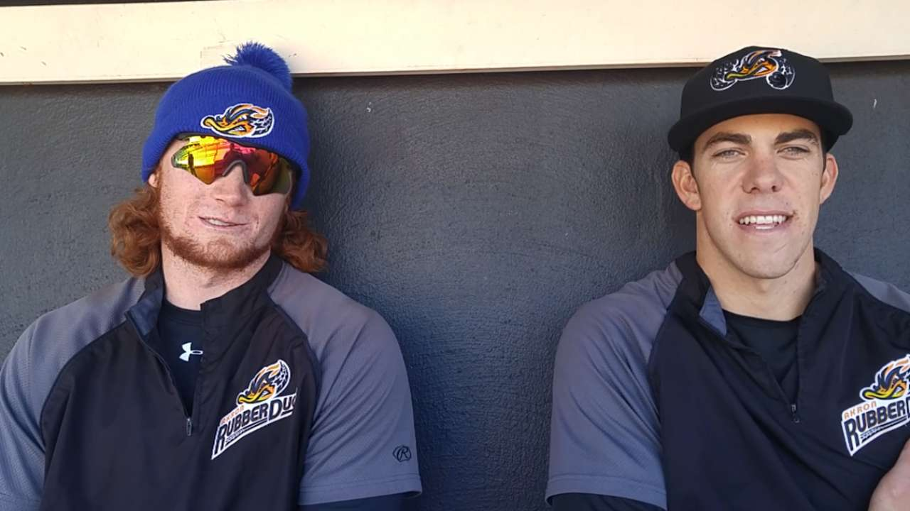Zimmer, Frazier promoted to Triple-A Columbus