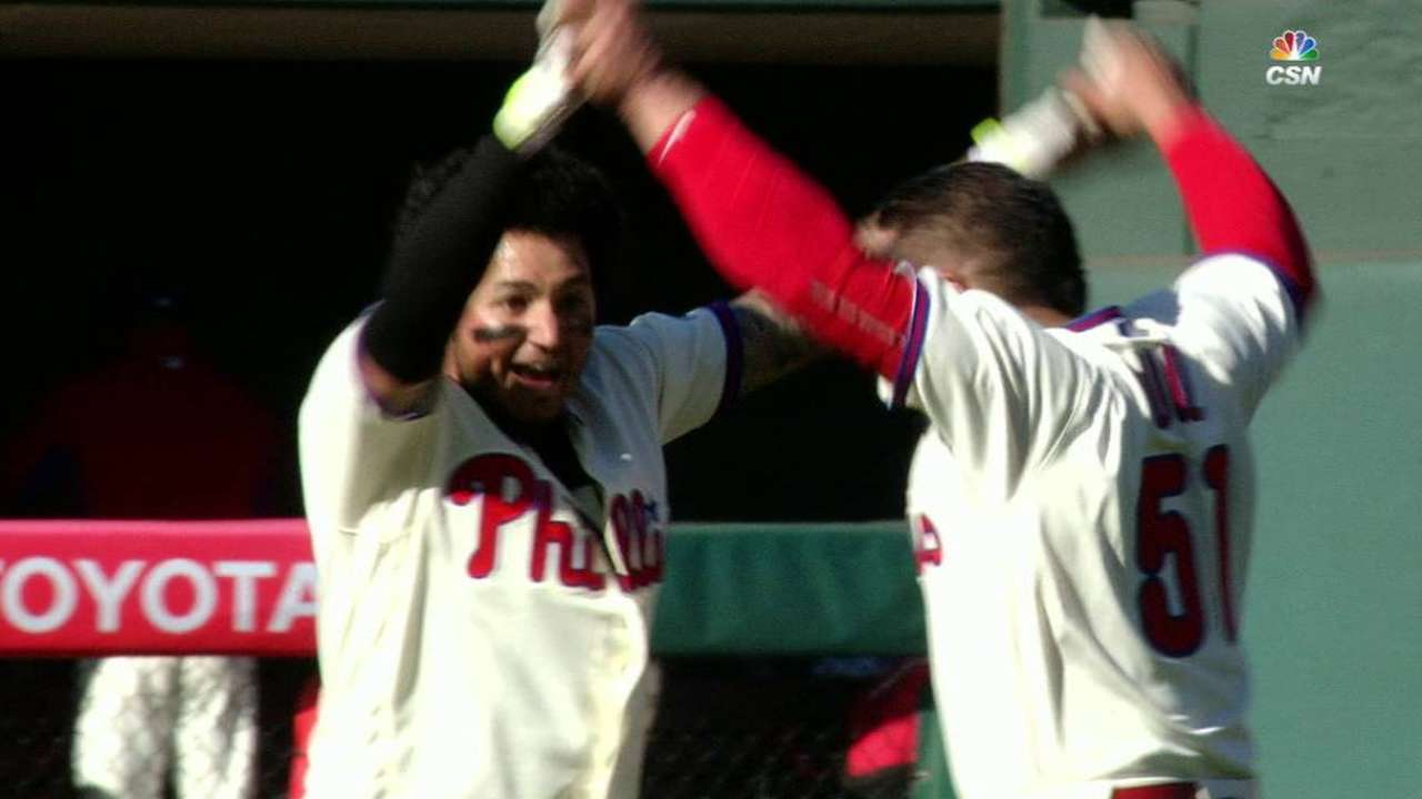 Galvis' walk-off hit