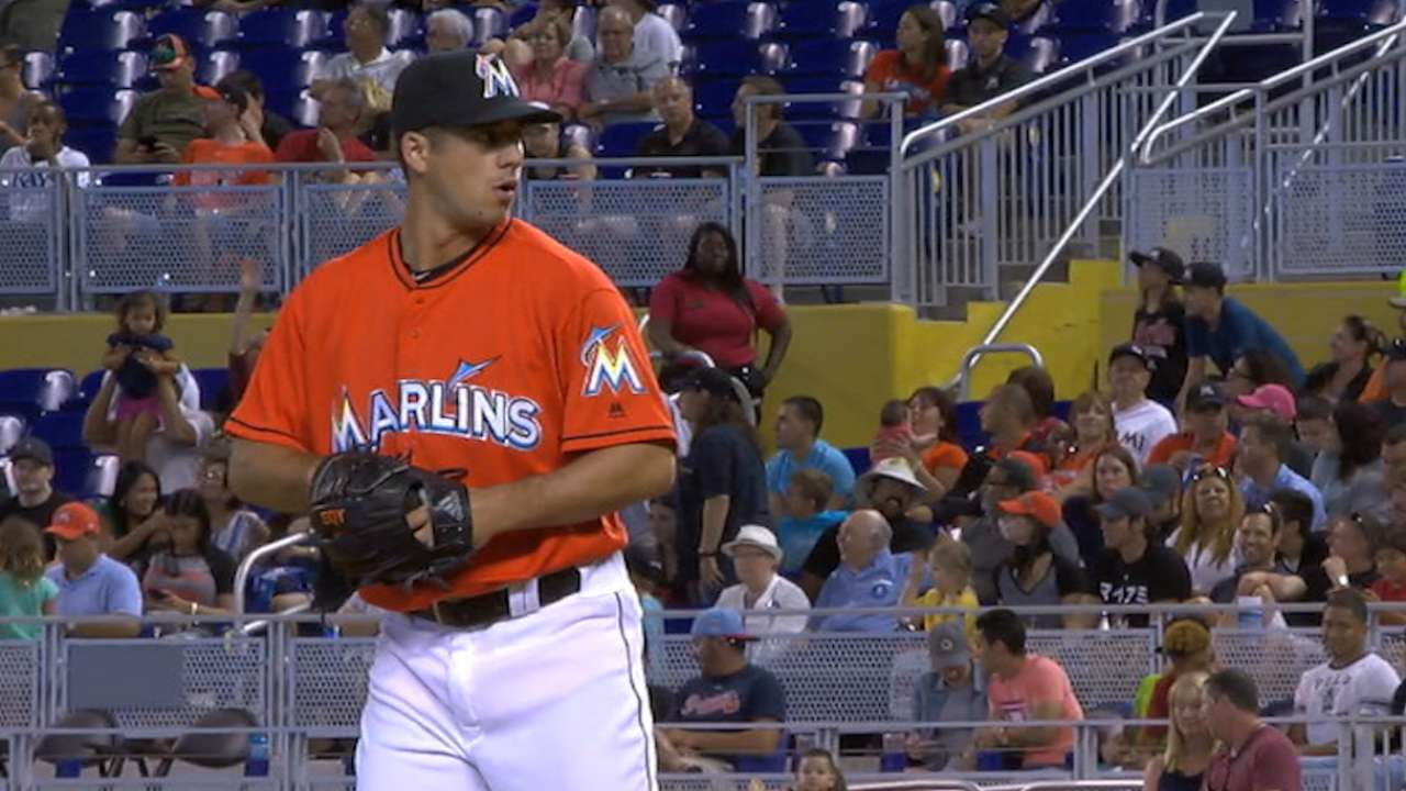 Barraclough changes things up in return to bigs