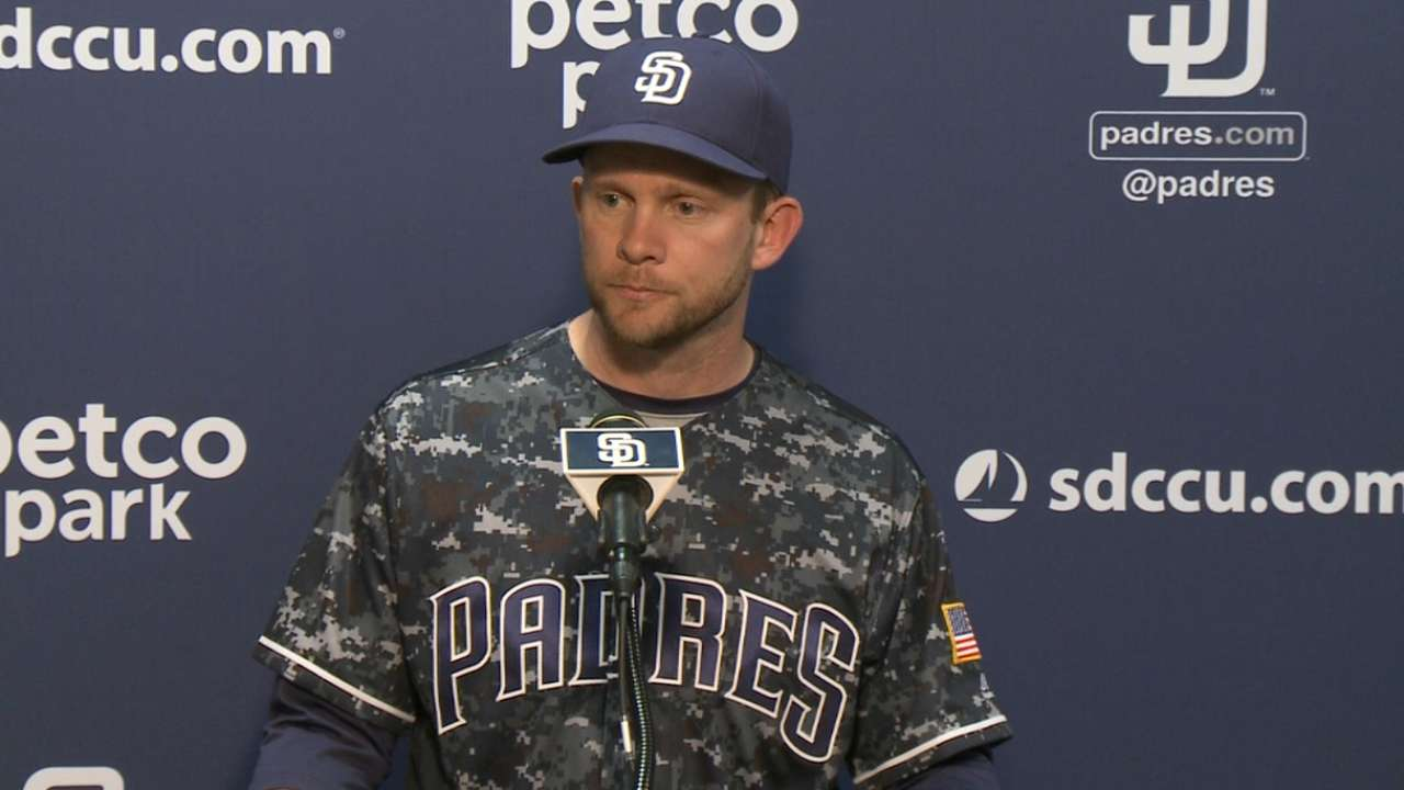Green on Erlin's loss to D-backs