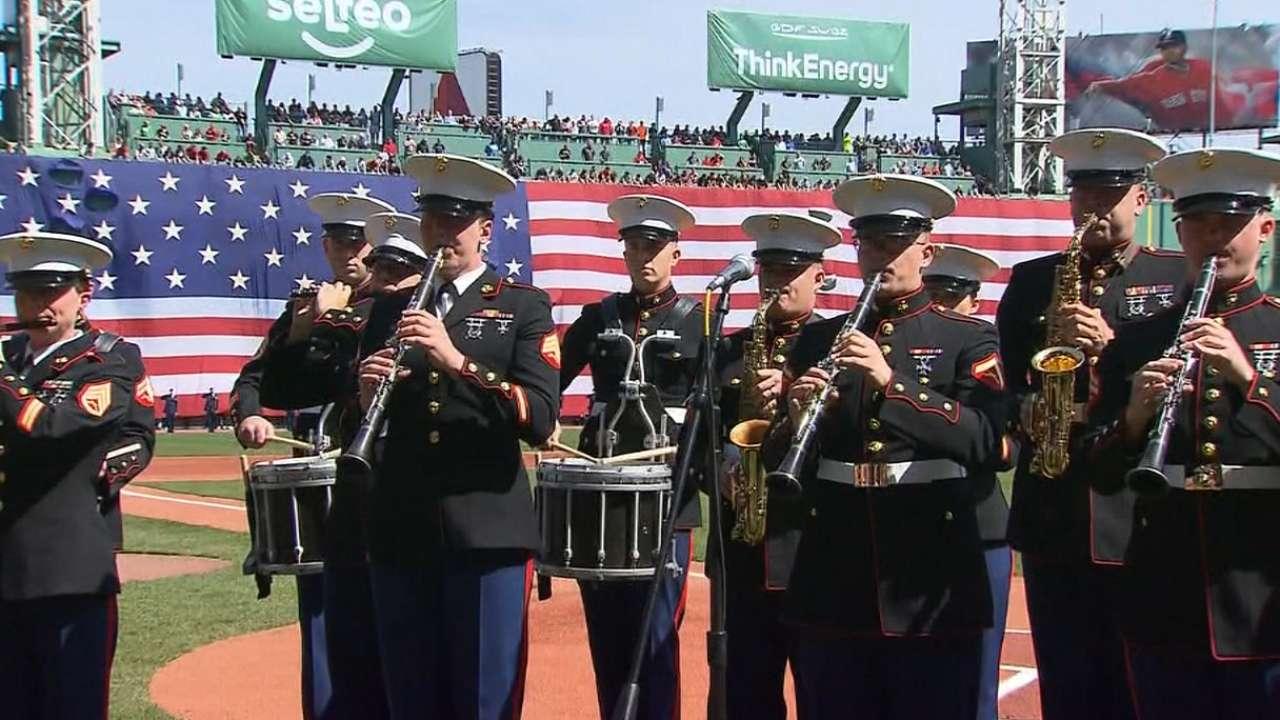 Patriots' Day anthem