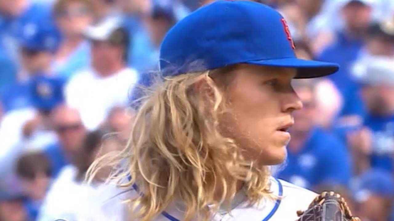 The Rundown: Noah Syndergaard