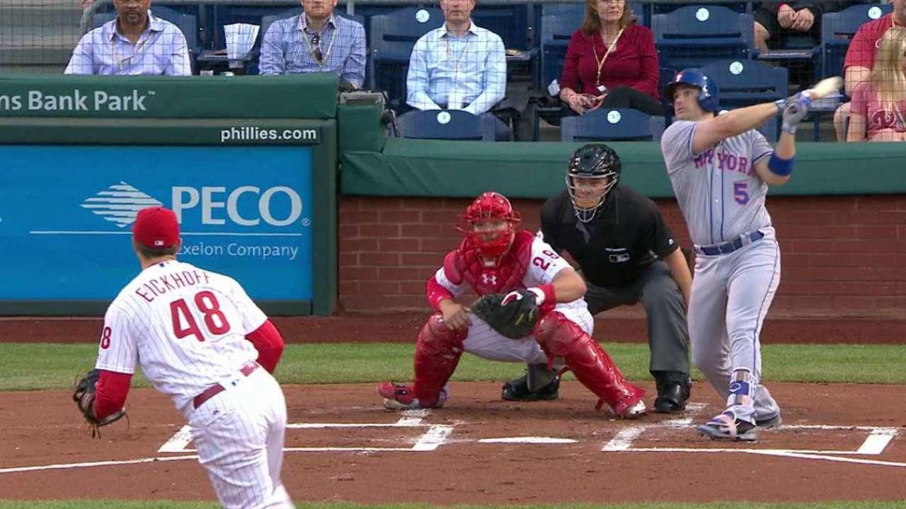 Wright's opposite-field homer