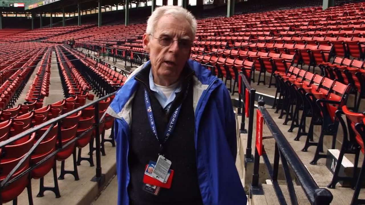 Peter Gammons on Patriots' Day