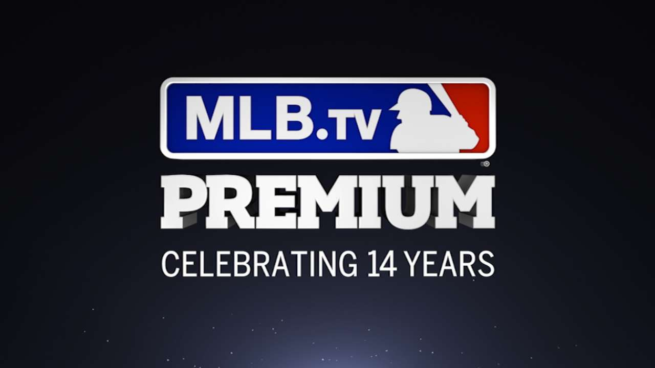 Spend less for stretch run: MLB.TV is just $3.99