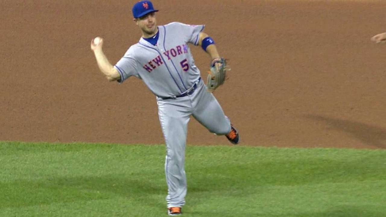 Wright's great barehanded play