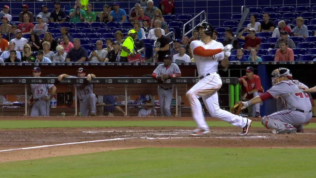 No place like home: Giancarlo benefits from new dimensions