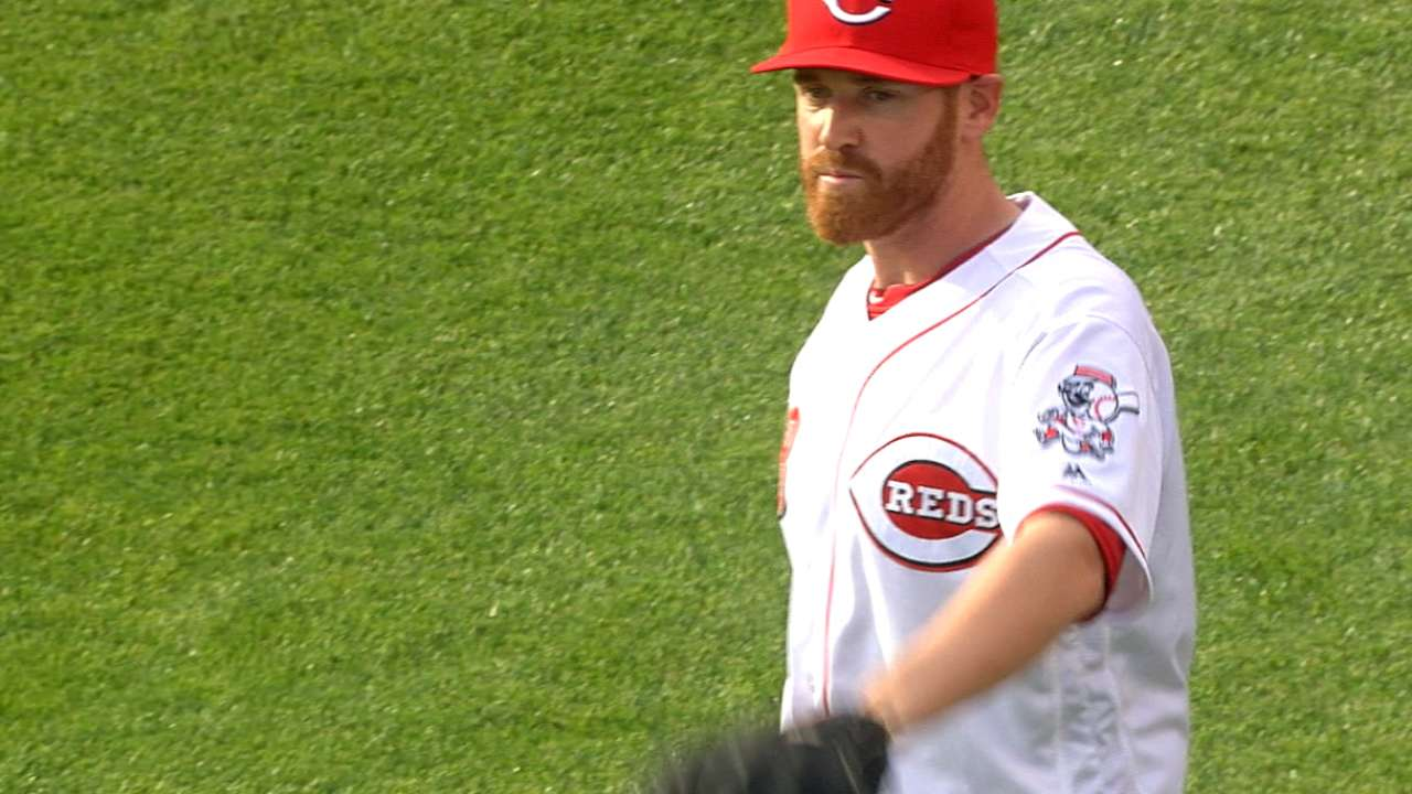 Straily instills confidence with solid start