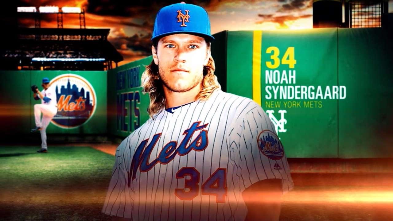 MLB Tonight on Syndergaard
