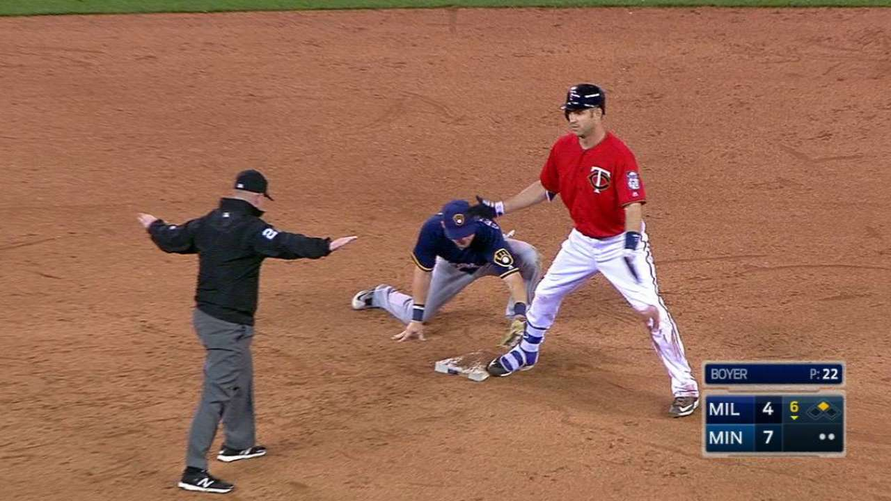 Mauer capturing old magic early in season