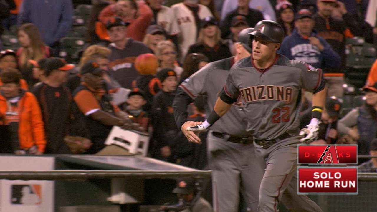 Must C: Lamb's clutch homer