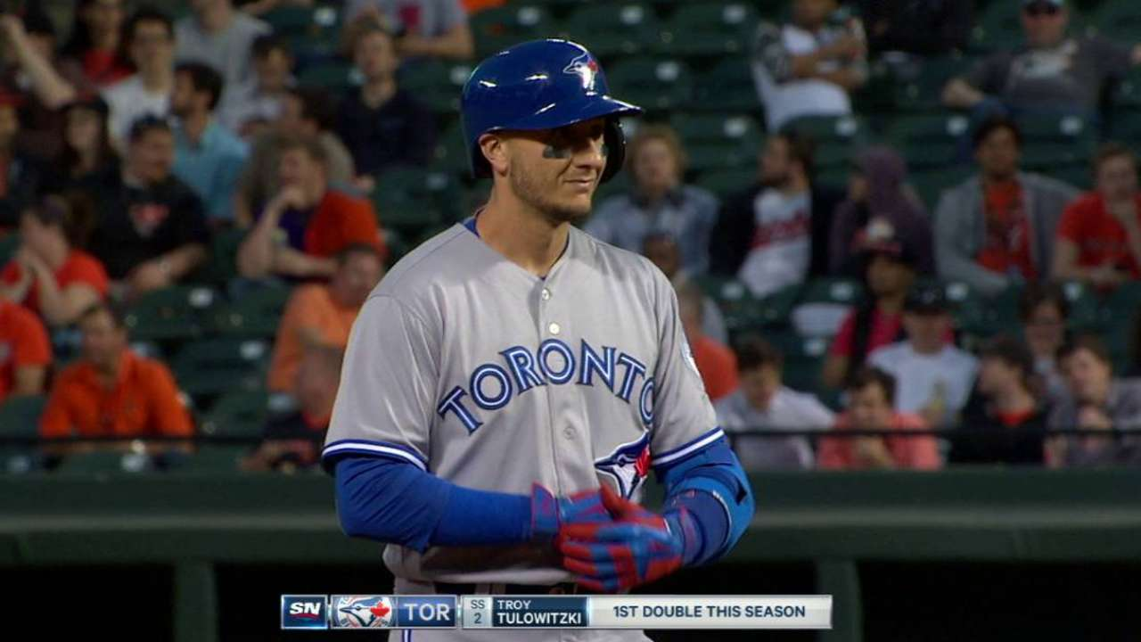 Tulo back on track after key two-bagger