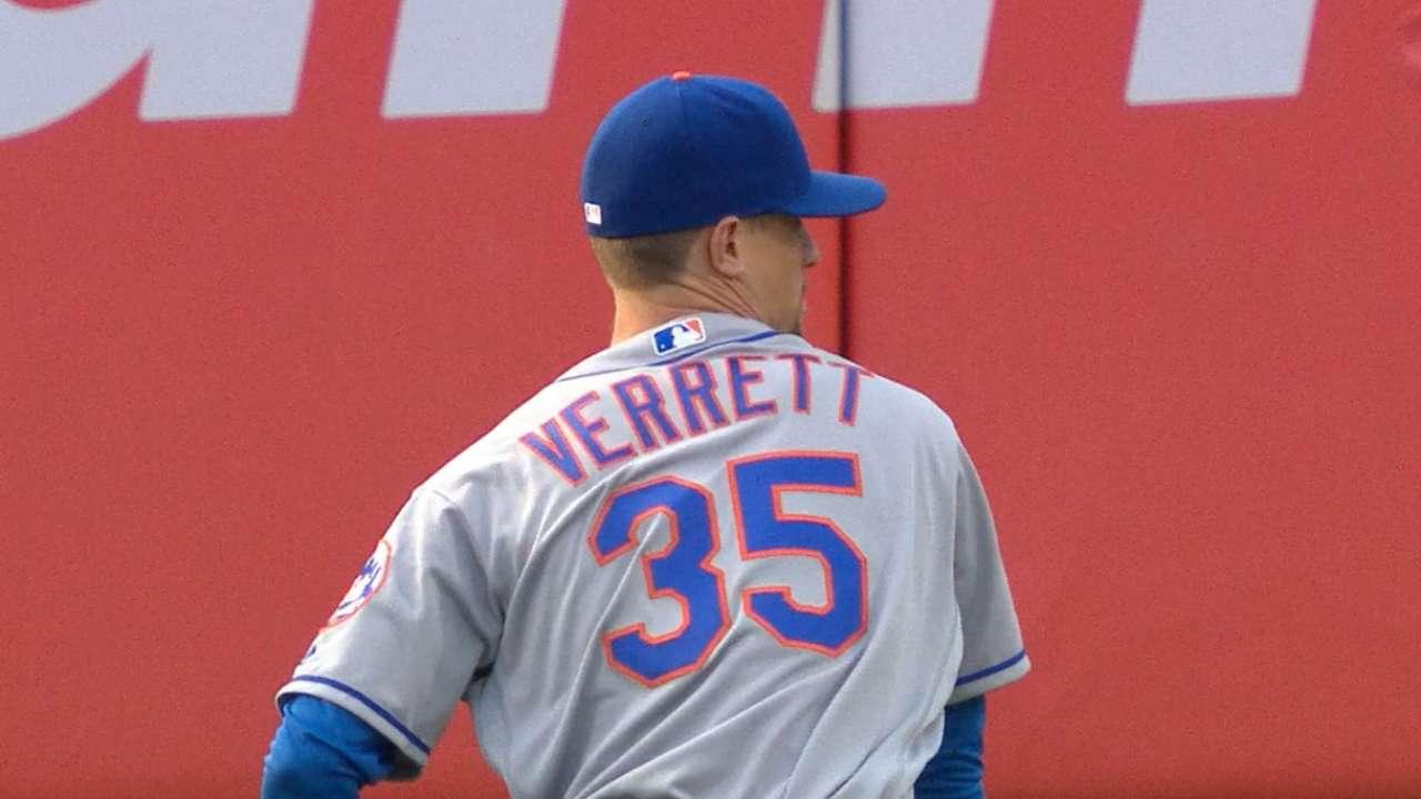 Verrett 'happy to help' wherever Mets need him