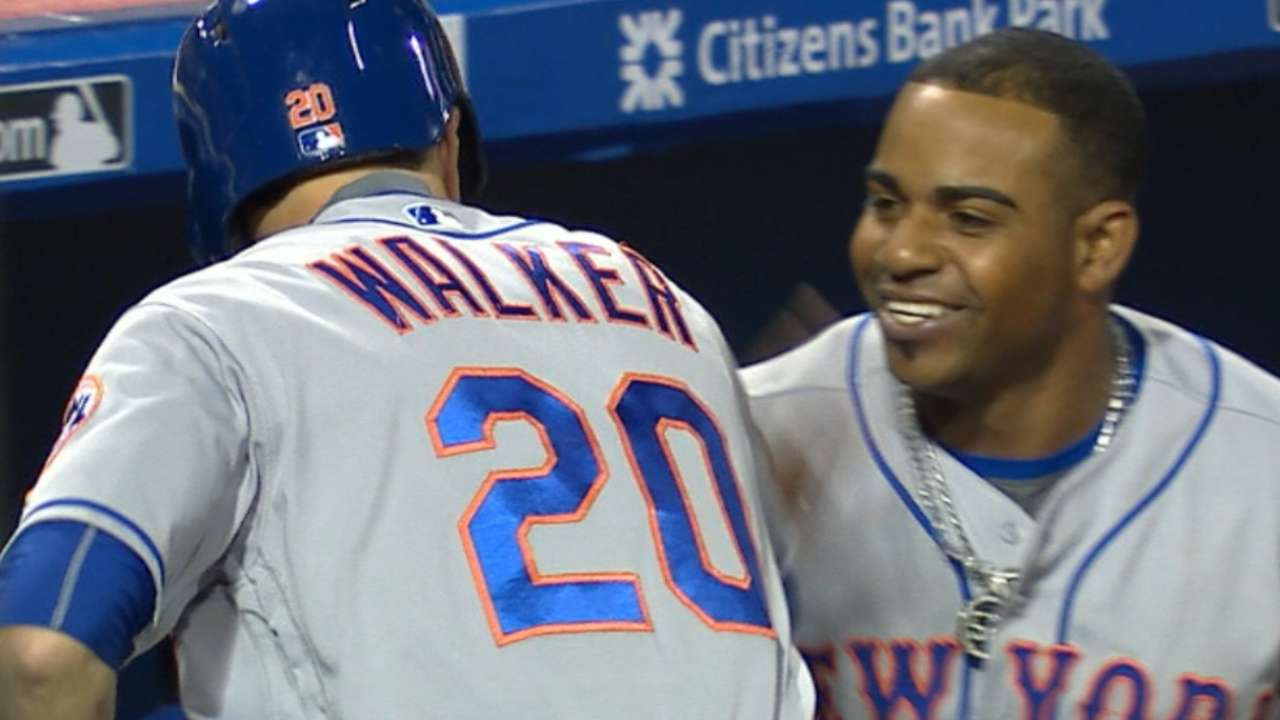 Mets' power-driven offense poses threat