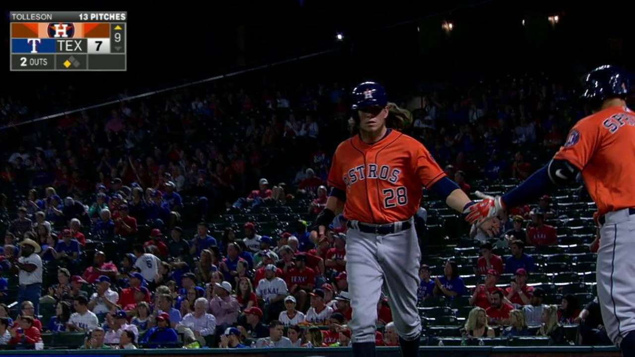 Converting opportunities will be key for Astros