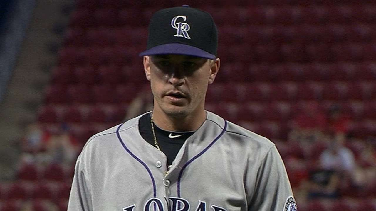 Rusin to rescue: Lefty finds success out of rotation