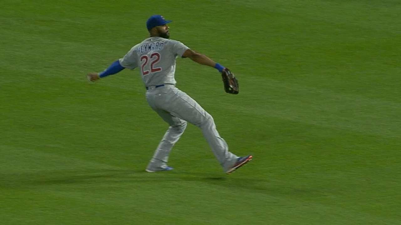 Montero lauds J-Hey for impressive throw home
