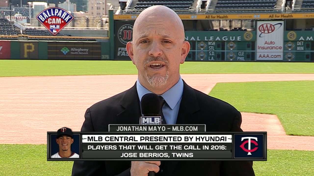MLB Central: Jonathan Mayo