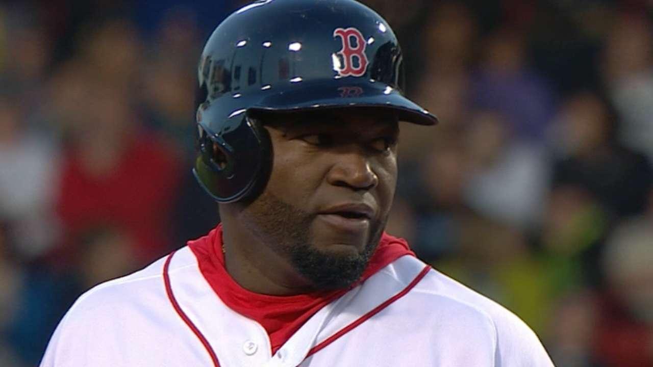 Ortiz's two-run double