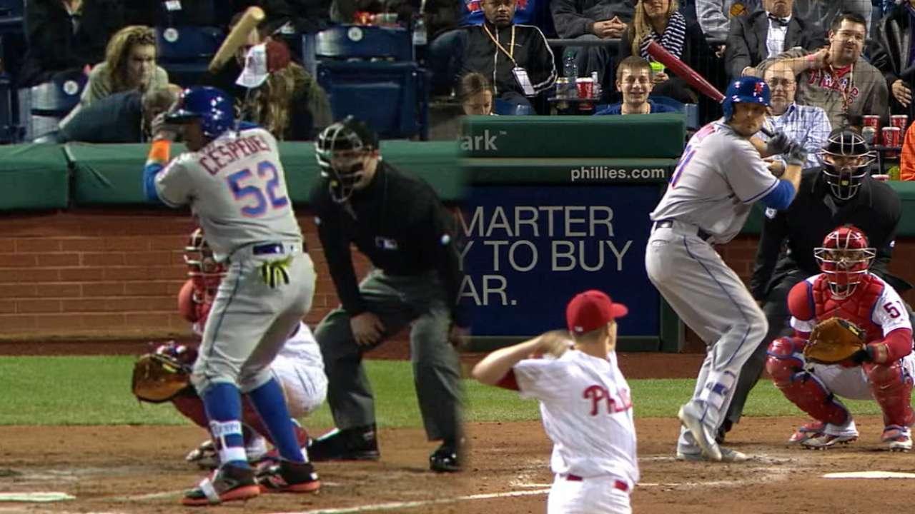 Mets have back-to-back fever