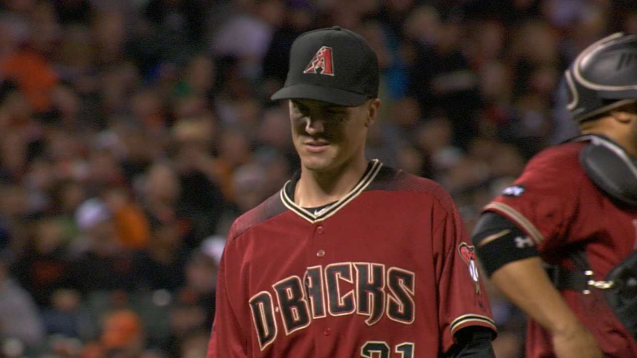 Greinke comes out on top in battle of aces