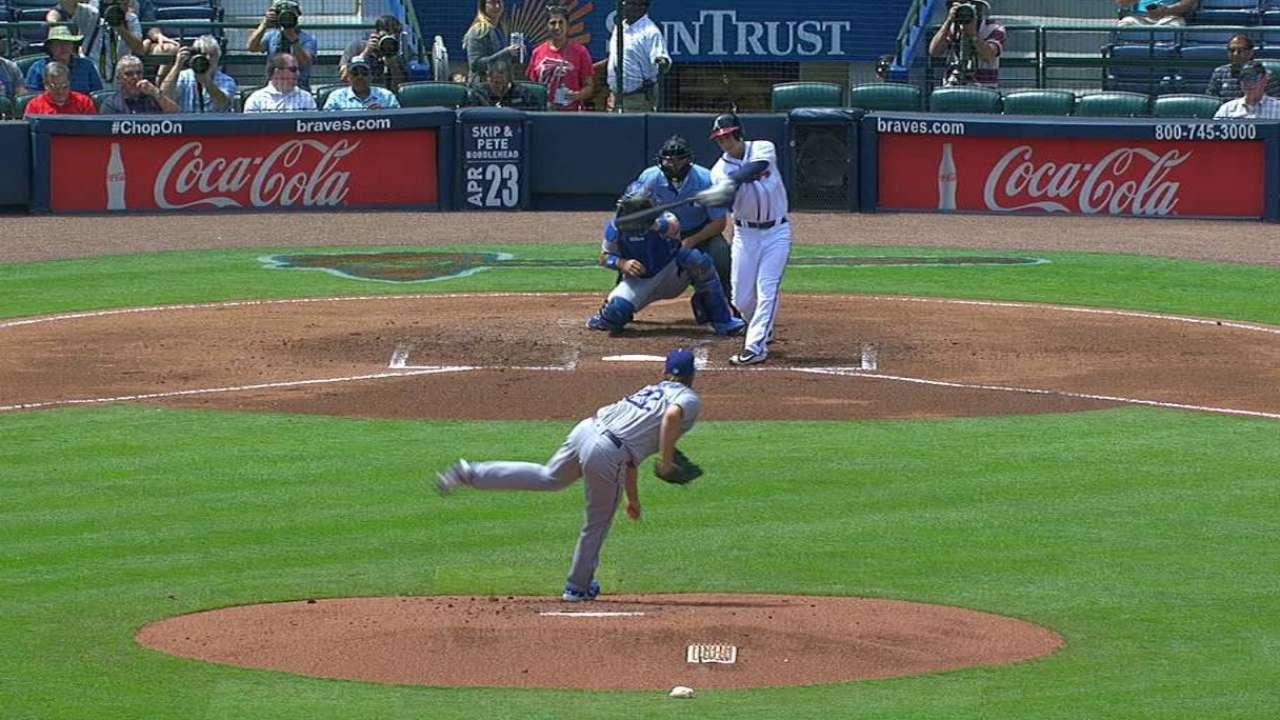 Castro's RBI double