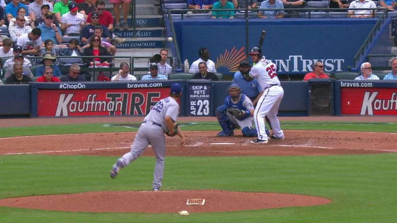 Kershaw's eephus pitch