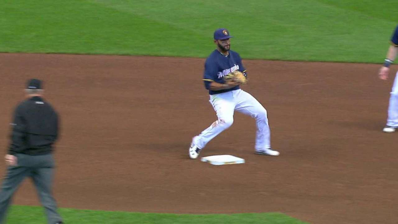Capuano gets out of a jam