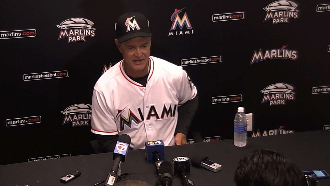 Mattingly on second home win