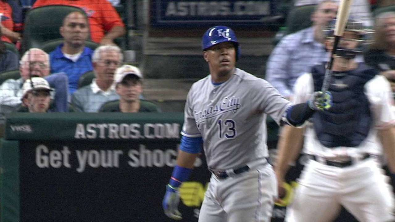 Sal-vation! Late homer lifts Royals