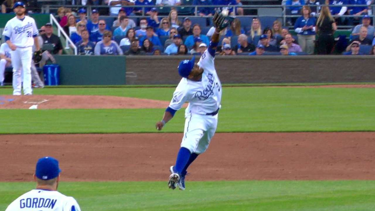 No shift in philosophy: Royals do own thing