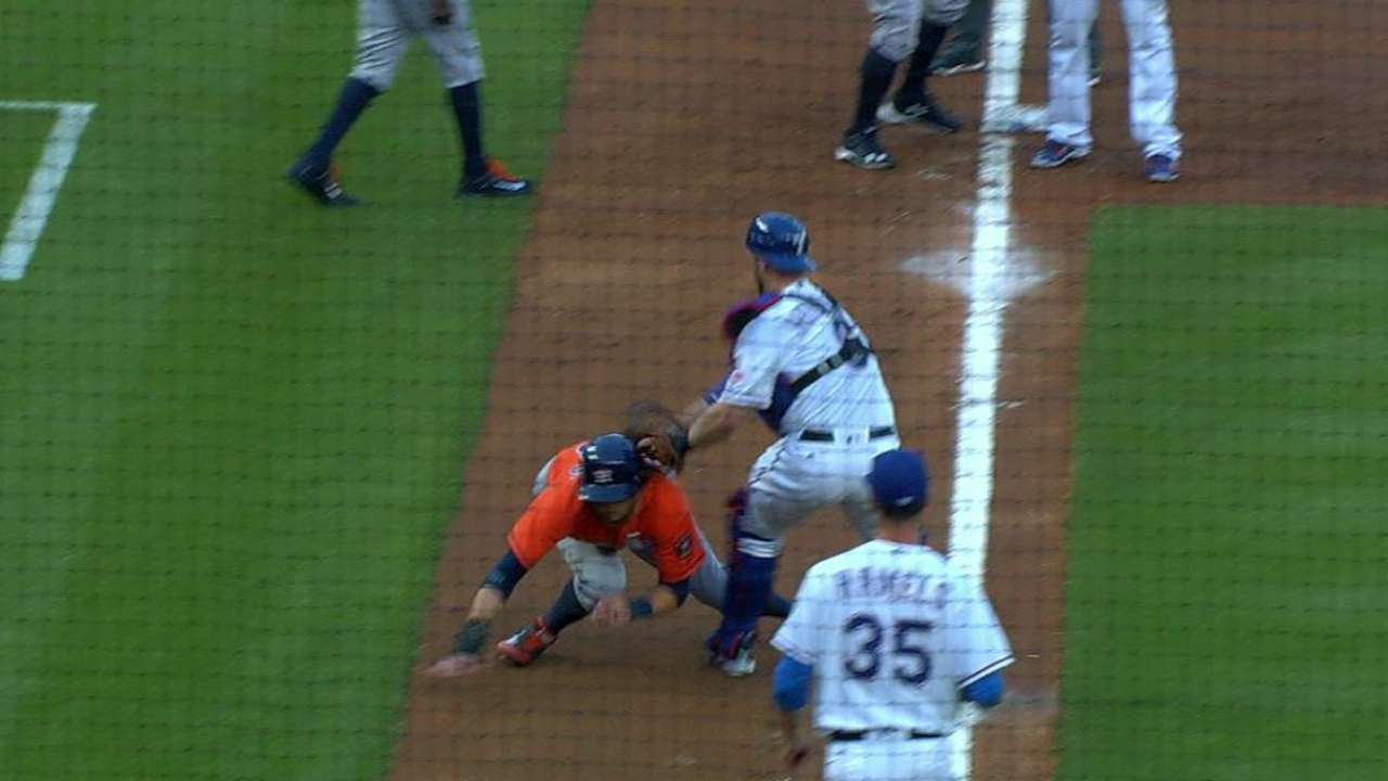 Aggressiveness proves costly for Astros