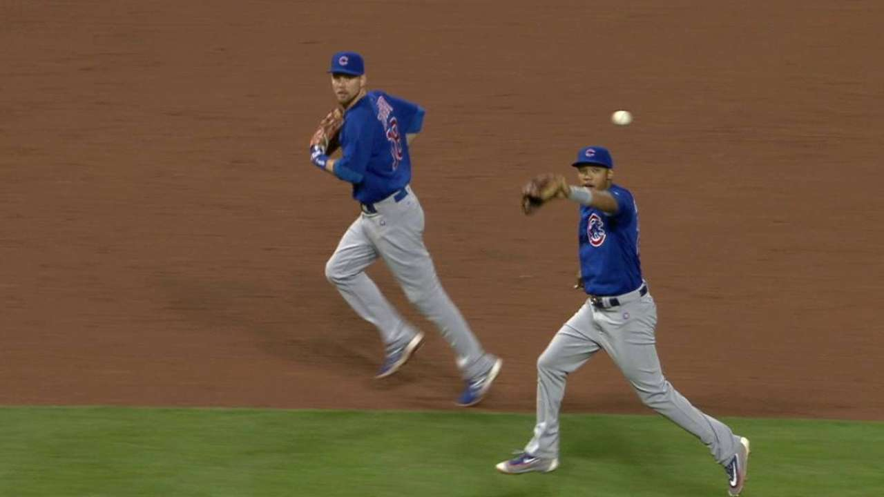 Arrieta ends 6th on a high note