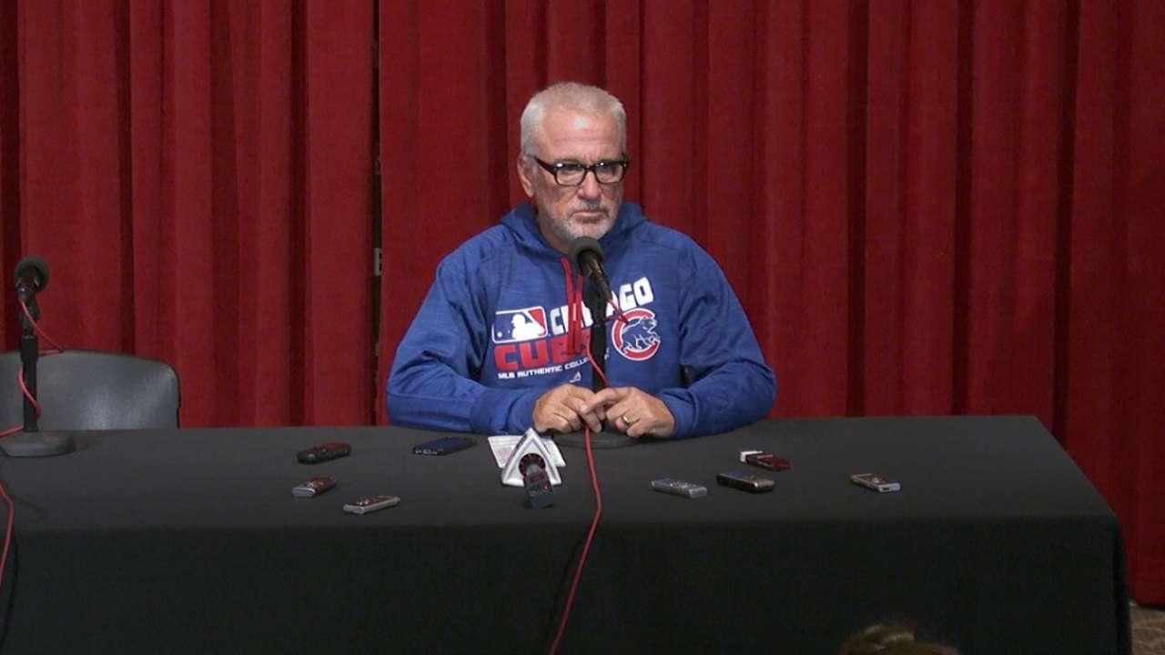 Maddon on Arrieta's no-hitter