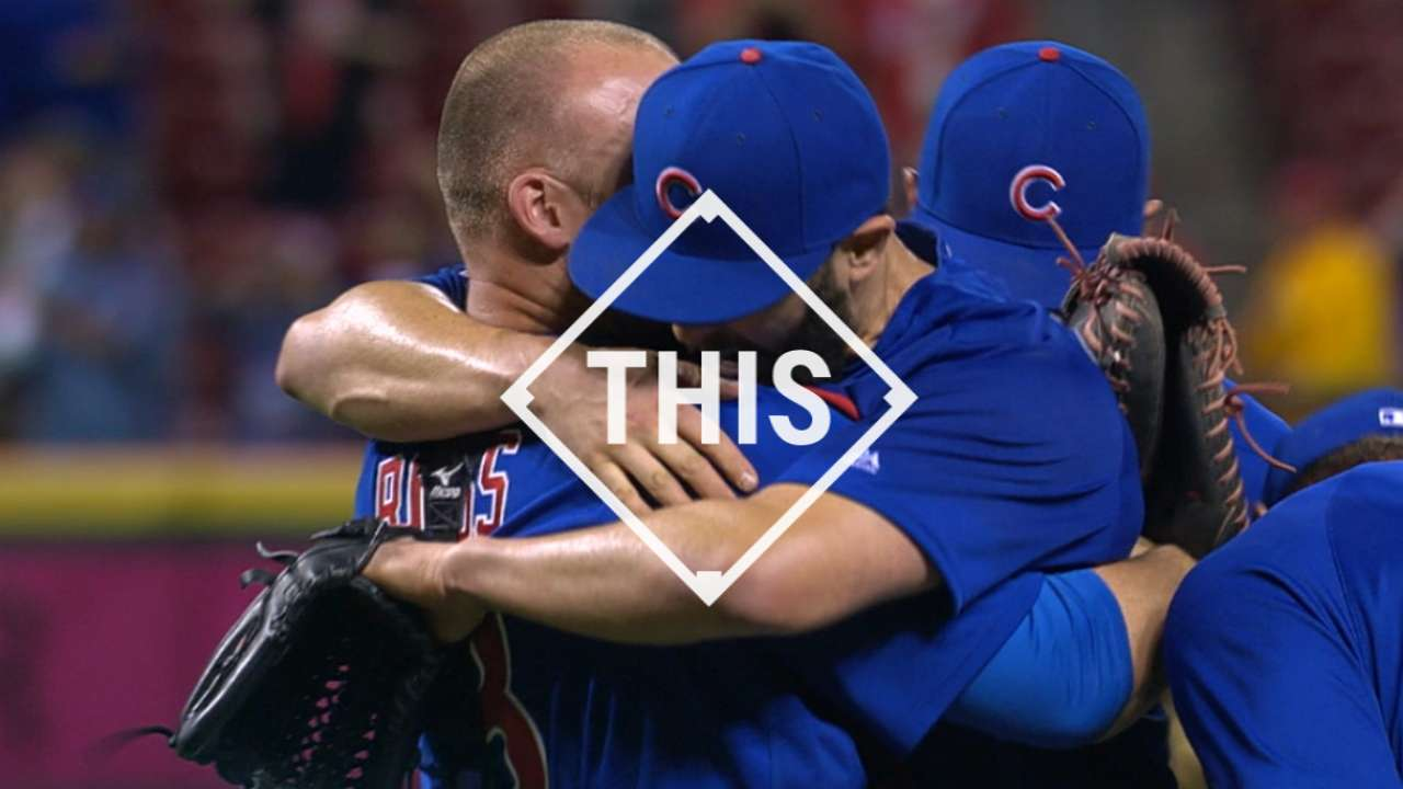 There's no-no doubting Arrieta's greatness